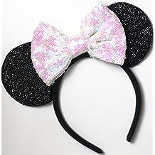 Daisy Mickey Ears Sparkly Mickey Ears Lilac Mickey Ears CL GIFT Tangled Mickey Ears Minnie Ears CLGIFT Purple Mickey Ears