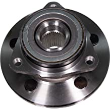 Models With Rear Drum Brakes; Except All Wheel Drive; Except ABS APDTY 513030 Wheel Hub Bearing Assembly Fits Rear 1990-2003 Ford Escort 90-95 Mazda 323 92-94 MX3 90-03 Prot/ég/é 91-95 Mercury Tracer